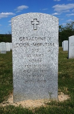 Geraldine Gerry <i>Snyder</i> Cook