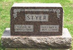 Callie M Styer