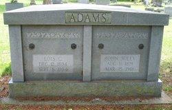 Lois <i>Current</i> Adams