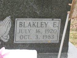 Blakely E Trafzer