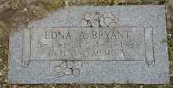 Edna <i>Mathena</i> Bryant