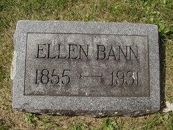 Ellen <i>Dorman</i> Bann