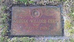 George William Bill Carr
