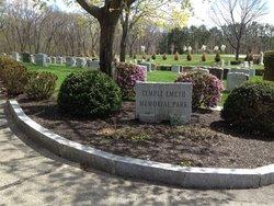 Temple Emeth Memorial Park