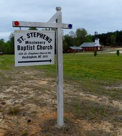 Saint Stephen's Missionary Baptist Church Cemetery