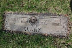 Vivian Olive <i>Karow</i> Klahn