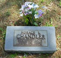 Horace Luther Chandler