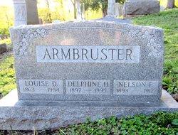 Louise Dorothy <i>Wehling</i> Armbruster