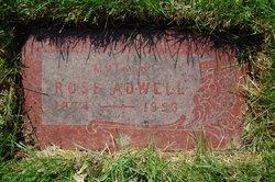 Rose E. <i>Caufield</i> Adwell