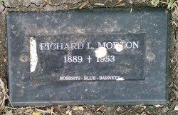 Richard Lewis Morton, Sr