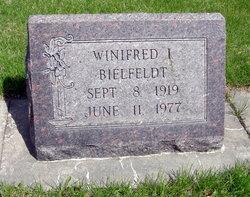 Winifred I. <i>Wilson</i> Bielfeldt