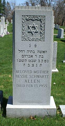Bessie <i>Schwartz</i> Allen