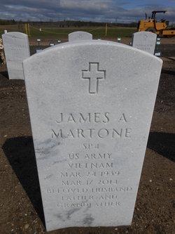 James A Martone