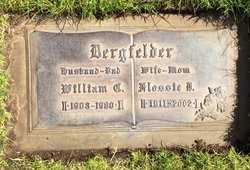 Flossie Lucille <i>Hopper</i> Bergfelder