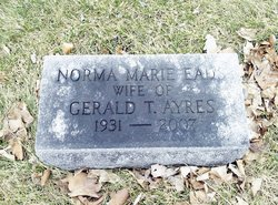 Norma Marie <i>Eads</i> Ayres
