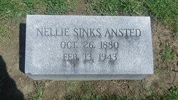 Nellie <i>Sinks</i> Ansted