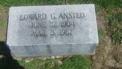 Edward G Ansted