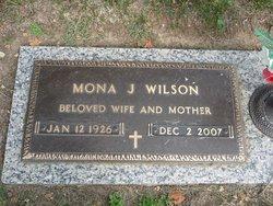 Mona J. <i>Wilkerson</i> Wilson
