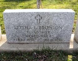 Leitha <i>Lull</i> Bronson