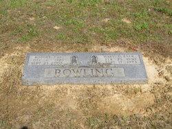 Robert Earl Doc Bowling, Sr