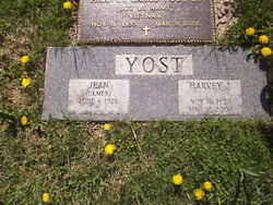 Harvey J Yost
