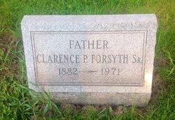 Clarence P Forsyth, Sr