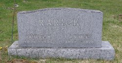 Anna Violet <i>Overmyer</i> Rarick