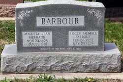 Augusta Jean <i>Biermann</i> Barbour
