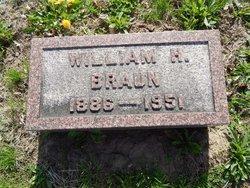 William Henry Willie Braun