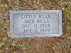 Little Billy Jack Bills