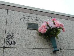 Velma <i>Savoie</i> Adams