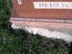 Frances Lauretta Deutsch