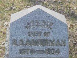 Jessie <i>Adler</i> Ackerman
