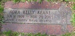 Nora T <i>Kelly</i> Keane