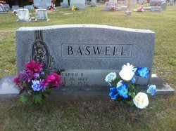 Carrie Beatrice <i>Kornegay</i> Baswell