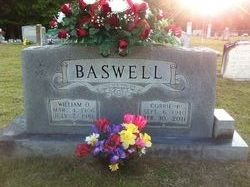 William Onnie Baswell
