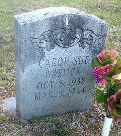Carol Sue Bostick