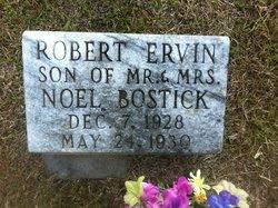 Robert Ervin Bostick
