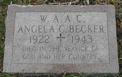 Angela C Becker