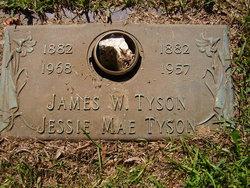 Jessie Mae <i>Mathis</i> Tyson