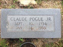 Claude Pogue, Jr