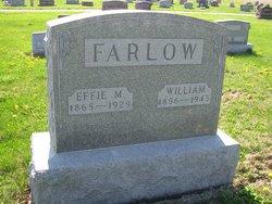 Effie May <i>Rawley</i> Farlow