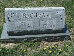 Hattie Elvira <i>Depew</i> Bachman