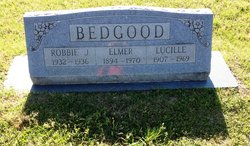 Edith Lucille <i>Alcorn</i> Bedgood