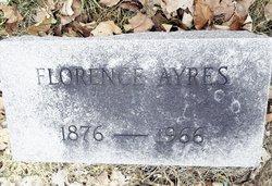 Florence <i>Carter</i> Ayres