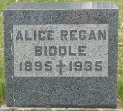 Alice <i>Regan</i> Biddle