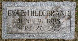 Eva Belle <i>Rector</i> Hildebrand