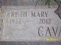 Ruth Mary <i>Donald</i> Cavanaugh