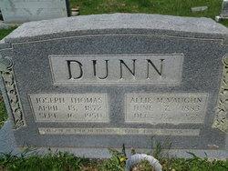 Allie Manda <i>Vaughn</i> Dunn