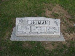 Belinda Sue <i>Ball</i> Heiman